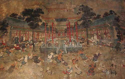 Bodhidharma Shalin Temple